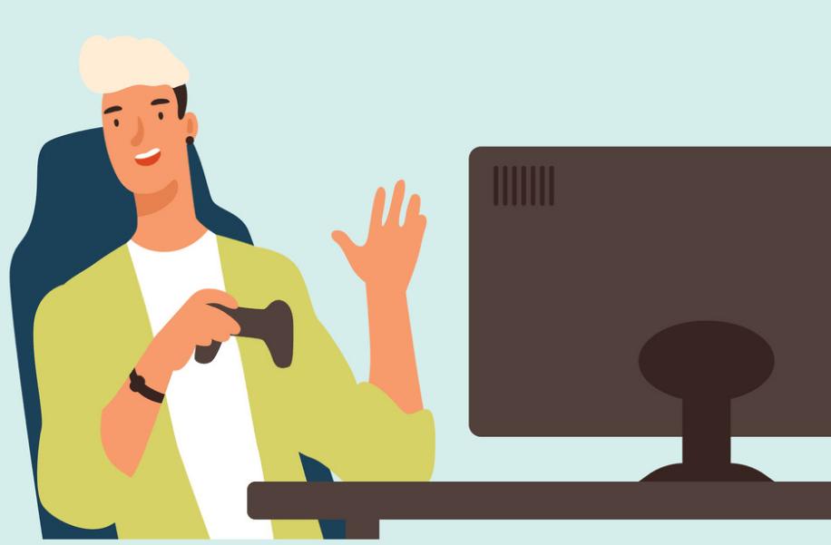 Gry komputerowe i ich wpływ na ludzi